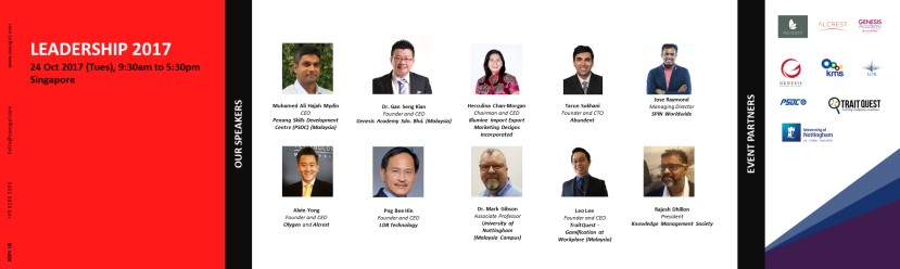 Leadership 2017, Singapore